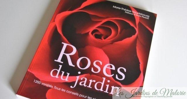 Livre de chevet  «Roses du Jardin»