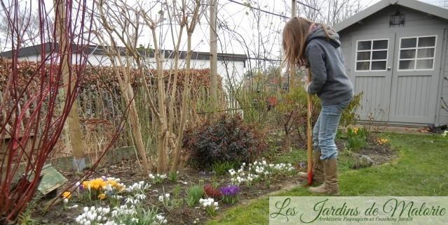 Travaux de printemps : Soins du jardin