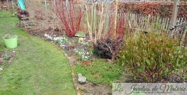 Travaux de printemps au jardin: Check List