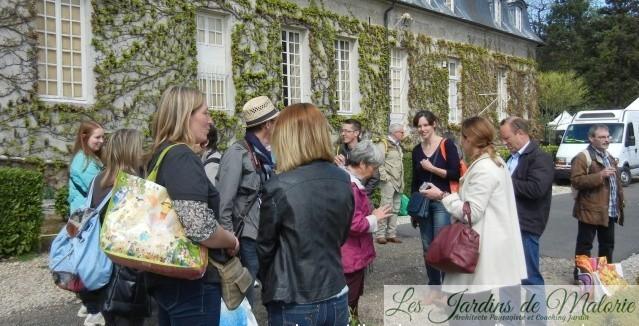 A la fête des plantes de Saint-Jean de Beauregard