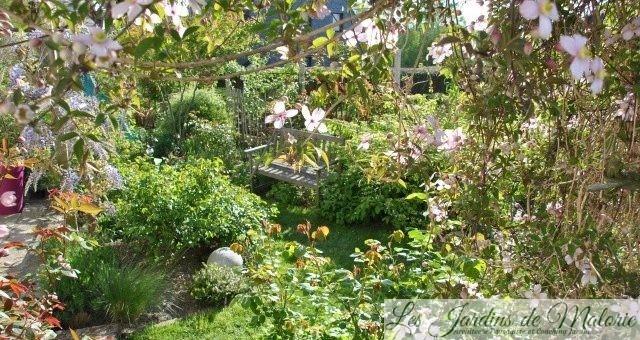 Chroniques de mon jardin : Avril au jardin