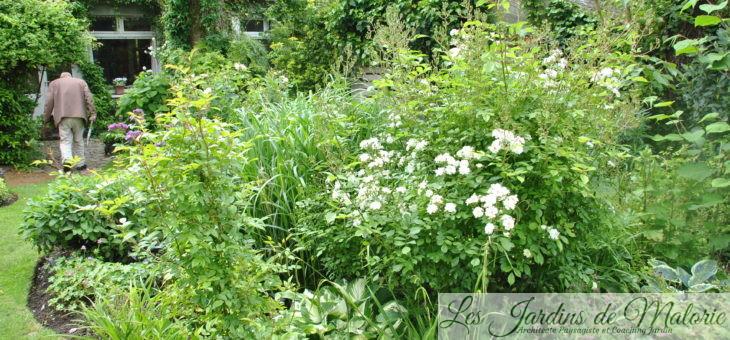 Visite au jardin d'André Eve (mai 2014)