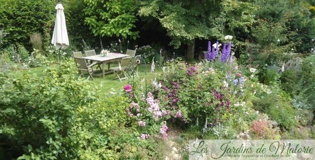 Visite de jardin: le Jardin de Marie (jardin privé)