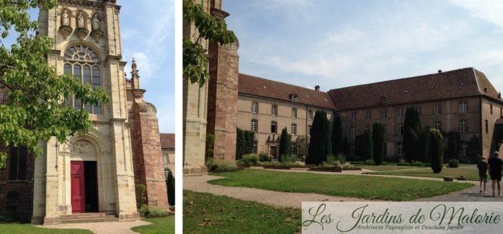 Visite de Jardin: L'abbaye d'Autrey
