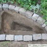 Point d'eau 1: On a creusé un trou