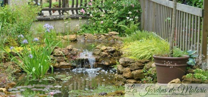 Visite de jardin : Le jardin Sainte Anne