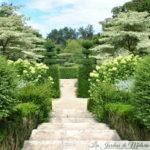 En Normandie: les jardins de Castillon