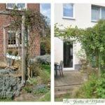 avant/après (4): la maison et Park Allée
