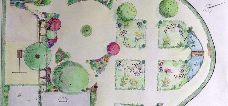 Conception de jardin : chez Julie et Alexandre
