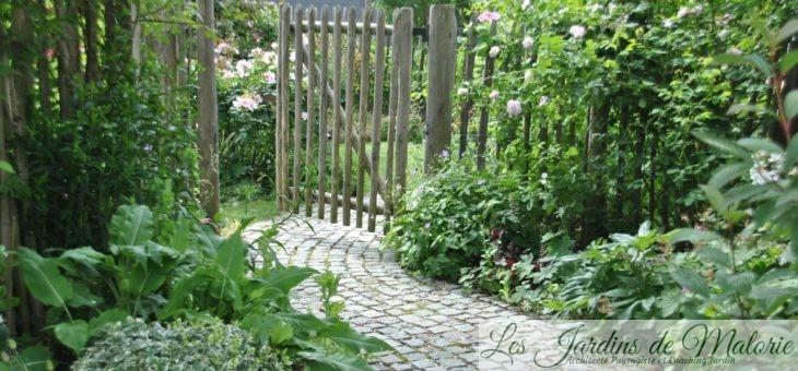 Chroniques de mon jardin: Cette semaine dans «Park Allée»