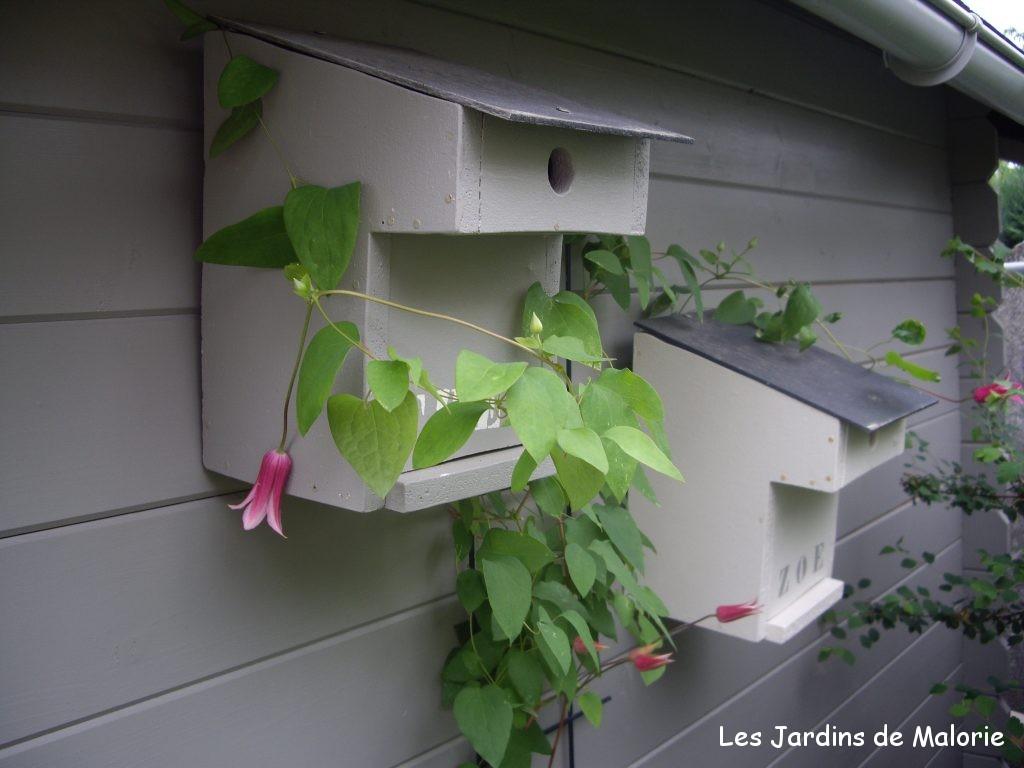 construire un nichoir balcon pour m sanges les jardins de malorie. Black Bedroom Furniture Sets. Home Design Ideas