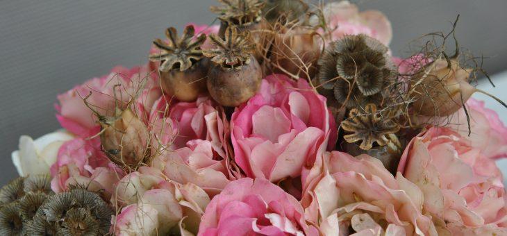 💐 Bouquet de roses 'Acropolis'
