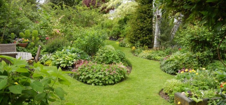 Visite de jardin: le jardin d'André Eve, au printemps