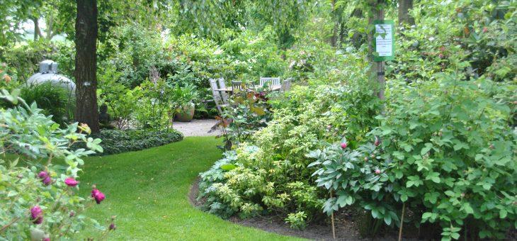 Visite de jardin: «Les Aiguillons»
