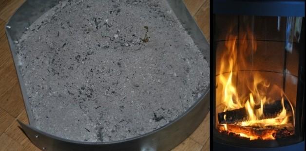 6 bonnes raisons de récupérer les cendres de bois pour le jardin