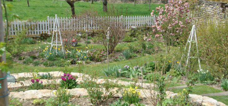 Visite du jardin de Sophie et Olivier (jardin privé)