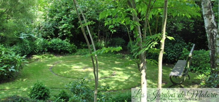 Visite du jardin privé de Sophie, «Le jardin c'est tout»