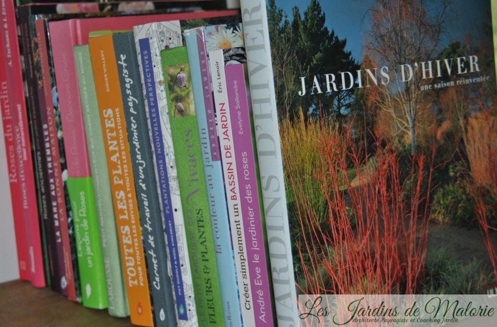 dans ma bibliothque le livre jardins dhiver est un must les jardins de malorie