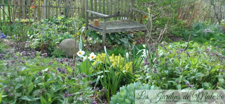 Travaux du mois d'Avril au jardin: check list