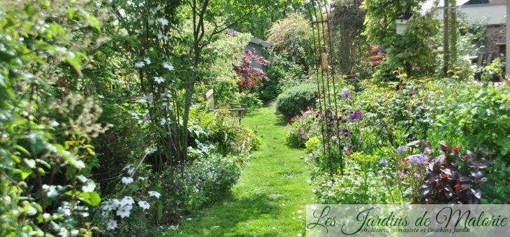 Le tour de mon jardin (1)