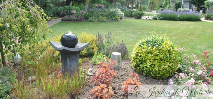 Coaching-jardin : jolie balade dans «Le Jardin de Delphine»!