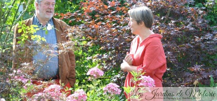 🎥  Reportage sur mon jardin dans l'émission Jardins et Loisirs