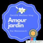 """Maisonae: Palmares 2019 des """"Meilleurs Blogs Jardin'"""