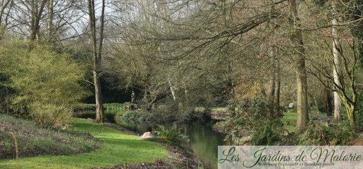 Visite de l'arboretum de Kreftenbroeck
