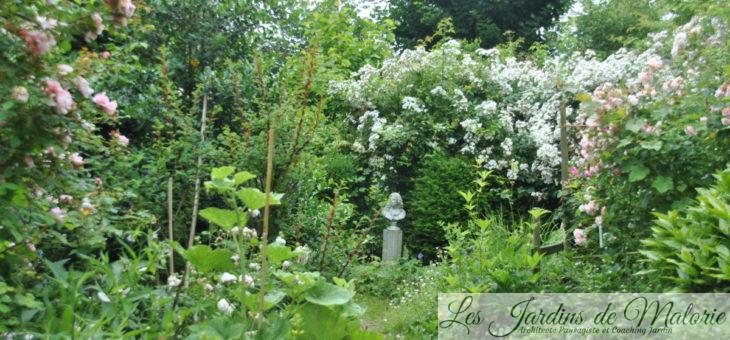Visite de jardin: Souvenir de chez Foucart