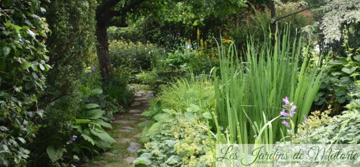 Visite de jardin : Les Airelles