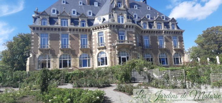 Le Jardin des Senteurs, à la citadelle de Namur