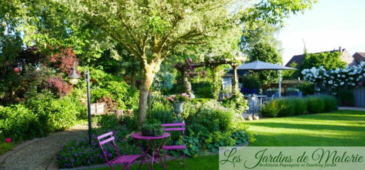 Agenda : Le Jardin de Delphine, jardin ouvert les 12 et 13 juin 2021