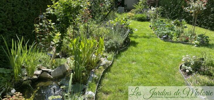 Avant/après : Chez Karina, le jardin d'un confinement